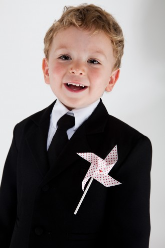boutonniere pinwheel for kids